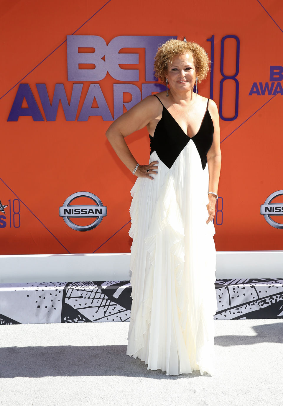 debra lee in givenchy